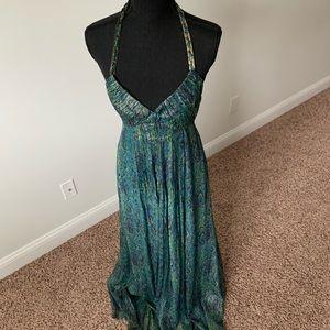 Formal floor length dress